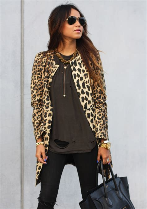 Handbags Are An Easy Way To Wear Leopard Print by 21 Style Approved Ways To Wear Leopard Print