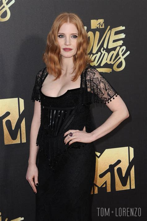 Catwalk To Carpet Mtv Awards by Chastain In Givenchy At The 2016 Mtv Awards