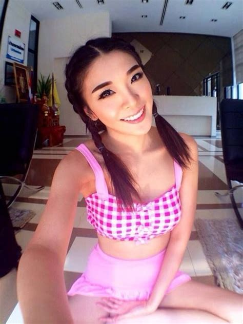 pin by chanatip kw on thailand pinterest แย นนทพร ธ ระว ฒนส ข selfie by cute and sexy thai girls