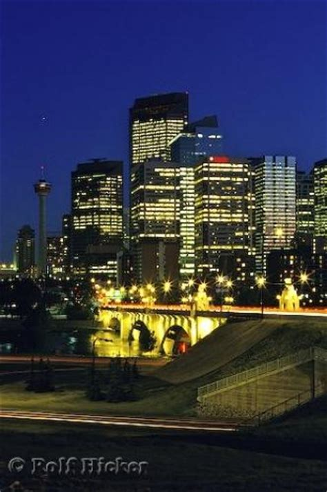 Calgary Lights Photo Information Calgary Lights