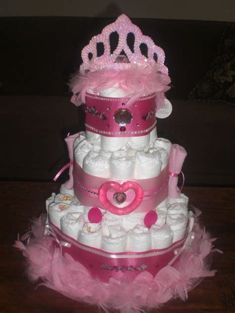 baby shower diaper cakes for boys girls babiesrus diaper cakes for girls bows and bling diaper cake girl