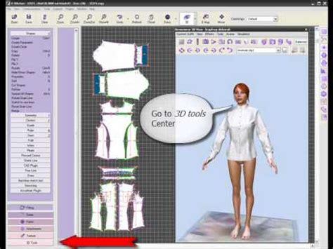 design your dress software leapfrog ip results 3d garment design and 2d flattening