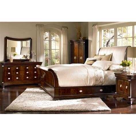 King Size Leather Sleigh Bed King Size Padded White Leather Sleigh Bed Ebay