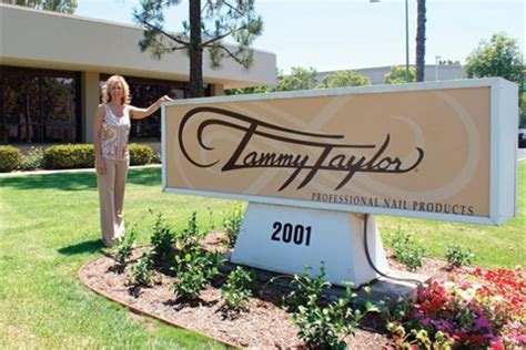 tammy taylor nails inc youtube tammy taylor s got new digs business nails magazine