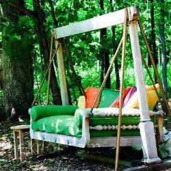 Diy Backyard Swing by Dishfunctional Designs This Ain T Yer Grandma S Porch