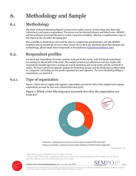 State Of Search Sle State Of Search Marketing Report 2011