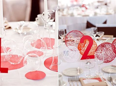 Those neat string balloon things maybe hanging off the deck wedding notions pinterest