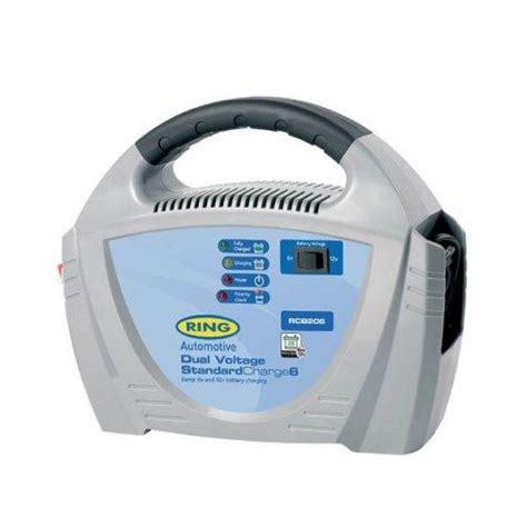 battery charger for motorbike ring rcb206 12v 6v 6 battery charger for diy use