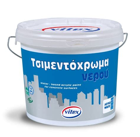 acrylic paint water based acrylic water based paint for concrete surfaces vitex gr