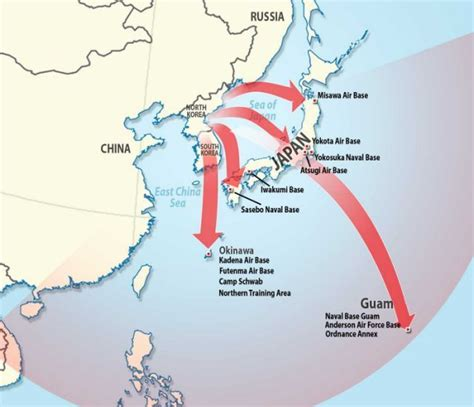us air bases in korea map top 20 maps and charts that explain korea