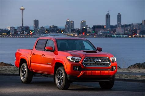 South Tacoma Toyota 2015 Vs 2016 Toyota Tacoma What S The Difference