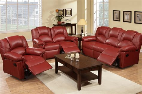 comfortable reclining sofa  resting tired body