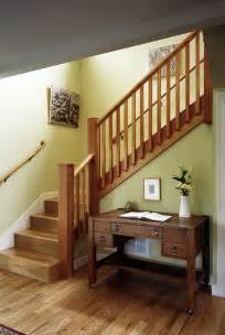 Bungalow Stairs Design New Front Staircase Craftsman Staircase San Francisco By Ogawa Fisher Architects