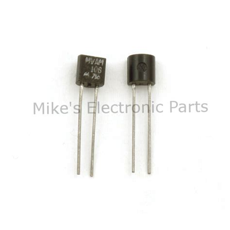 varactor diode bb106 varactor diode brief description 28 images new 10pcs bb910 varactor diode varicap to 92s