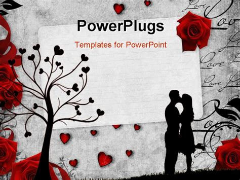 romantic design for powerpoint 30 free and low cost valentines day templates for
