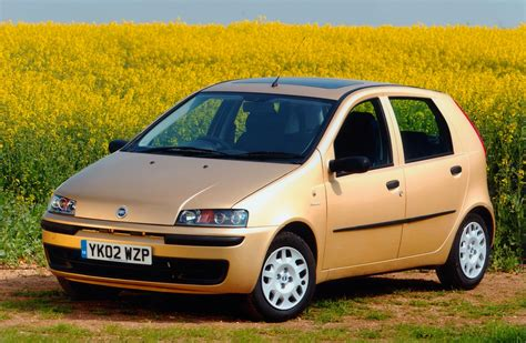fiat punto 1997 renault avantime 10th anniversary