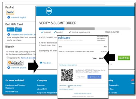 Bitcoin Merchant Account 5 by Dell Becomes The Largest Ecommerce Merchant To Accept