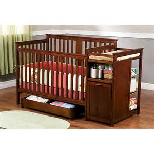 Cribs On Sale by Delta Dakota Crib And Changer Cider Walmart