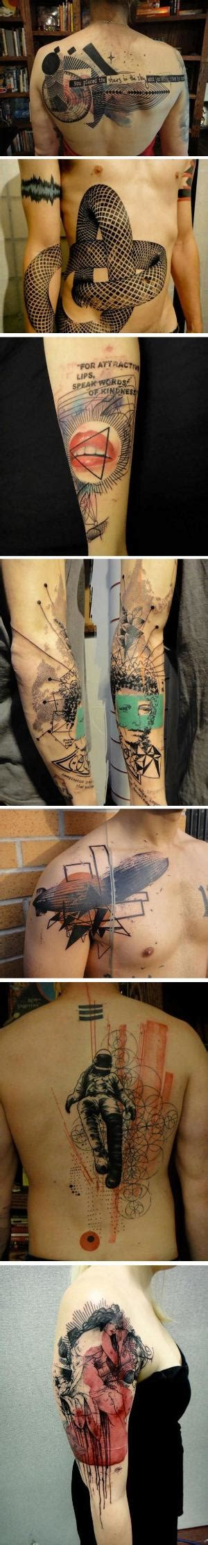 impressionist tattoo tattoos by xoil at needles side in by