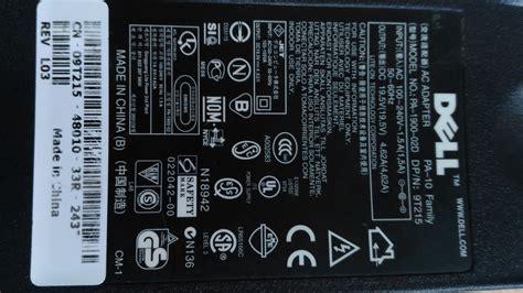 Adaptor Dell 19 5v 4 62a Original original punjac laptop dell 19 5v 4 62a pa 1900 02d 90w