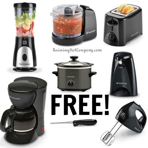 free kitchen appliances kohl s 3 free kitchen appliances 5 moneymaker
