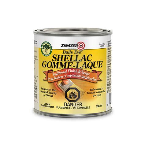 bulls eye clear shellac finish sealer