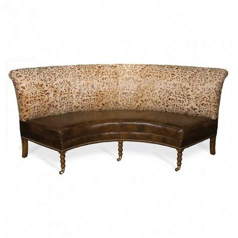 Curved Banquettes by Extended Banquette Curved 6 Ultimate Curved Banquette