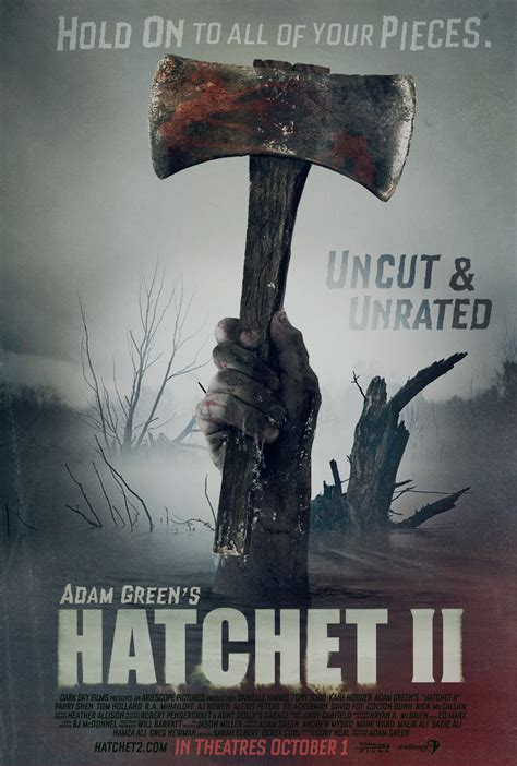 Watch Hatchet 2006 Full Movie Hatchet 2 Pulled From Amc Theaters Collider