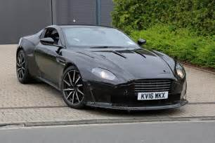 Aston Martin New Aston Martin V8 Vantage And Pictures Auto Express