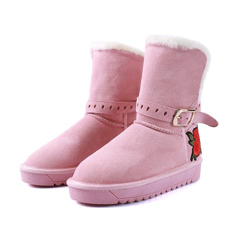 pink snow boots boot 2017