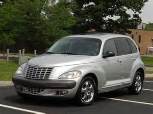 2001 Chrysler Pt Cruiser Limited Edition Purchase Used 2001 Chrysler Pt Cruiser Limited Edition Low