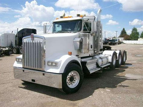 2008 kenworth trucks for sale 2008 kenworth w900 day cab truck for sale 192 000 miles