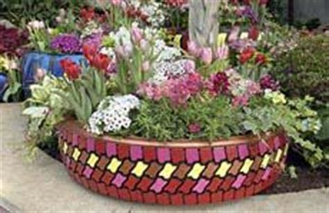 tire flower beds tire flower beds recycle it pinterest