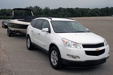 video: chevy traverse takes on toyota highlander inside