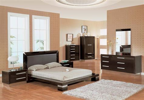 furniture for a brown themed bedroom la furniture