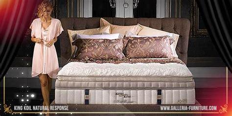 Matras King Koil Hotel tempat tidur springbed king koil chiropractor endorsed