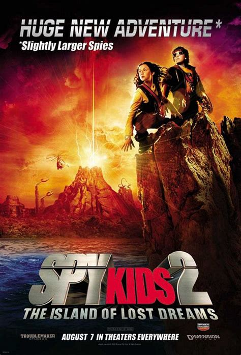 island of dreams a spy kids 2 the island of lost dreams movieguide movie