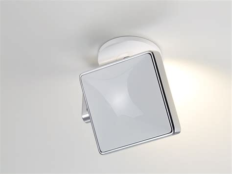 Led Len Decke by Strahler Studio Spot Up 13 Alu Pol White 2700k