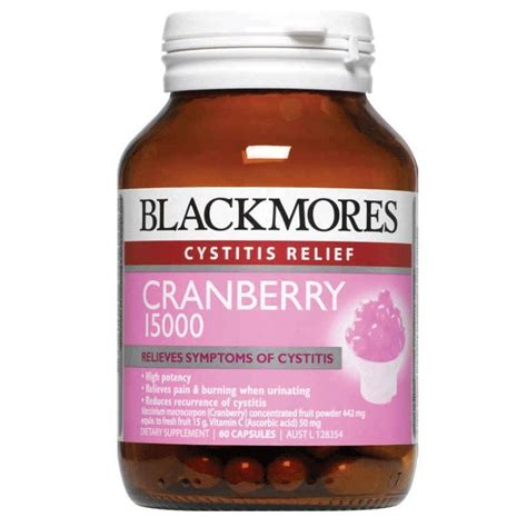 Blackmores Pregnancy 30 Kapsul blackmores cranberry 15000mg 60 capsules my chemist