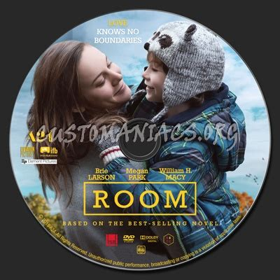 Room Dvd by Room Dvd Label Dvd Covers Labels By Customaniacs Id 228517 Free Highres Dvd Label