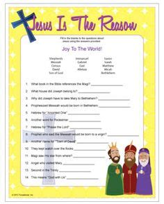 free printable christmas games church party 1000 images about bible puzzles on pinterest word