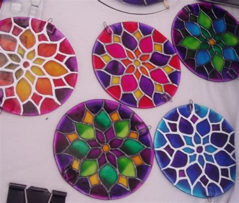 imagenes mandalas con cd mandalas para colgar diametro 15 cm cosas con cd