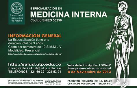 medico medicina interna medicina inscipciones abiertas espec medicina interna