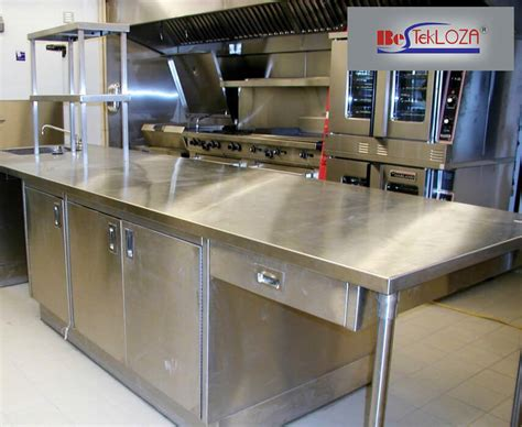 Commercial Kitchen Manufacturers by Why Stainless Steel Is Used To Make Bench Tops In