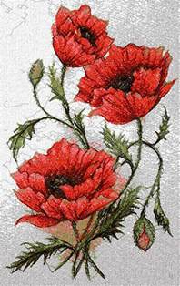 free machine embroidery downloads poppy photo stitch free embroidery design free