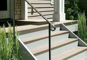 Exterior Banister Exterior Stair Railing Absolutiontheplay Com