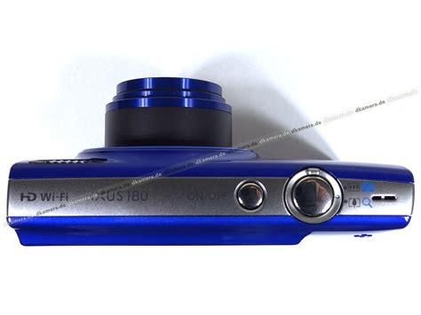 Kamera Canon Ixus 180 die kamera testbericht zur canon ixus 180 testberichte dkamera de das digitalkamera magazin