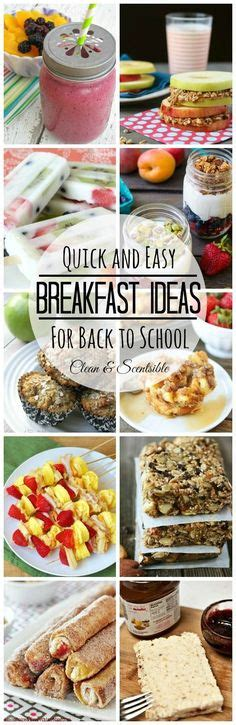printable healthy breakfast recipes freebie free printable book covers brown paper bags