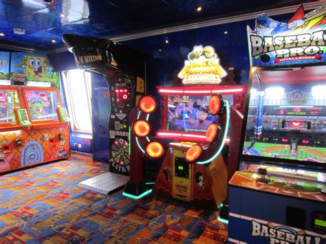 boat card game cruise ship arcades games location costs cruzely