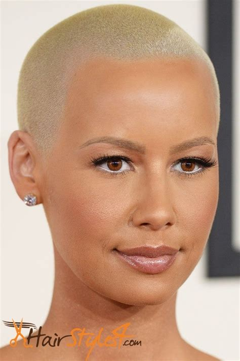 amber rose before hair cut amber rose hairstyles 2016 hairstyles4 com